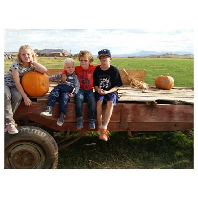 Pumpkin Between Boys and Girls