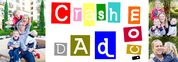 Crash Dad Logo