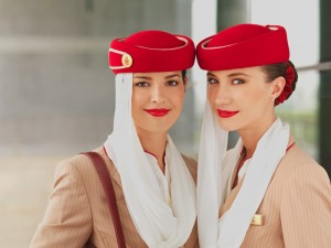 Emirates Flight Attendant