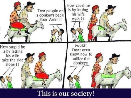 The Problem with Society Today